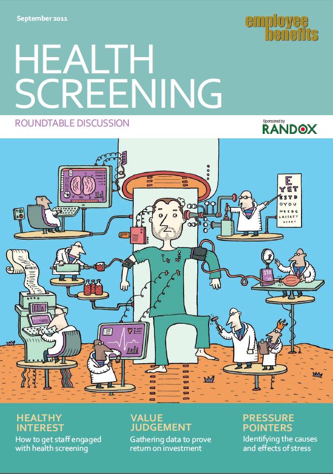 Health screening report