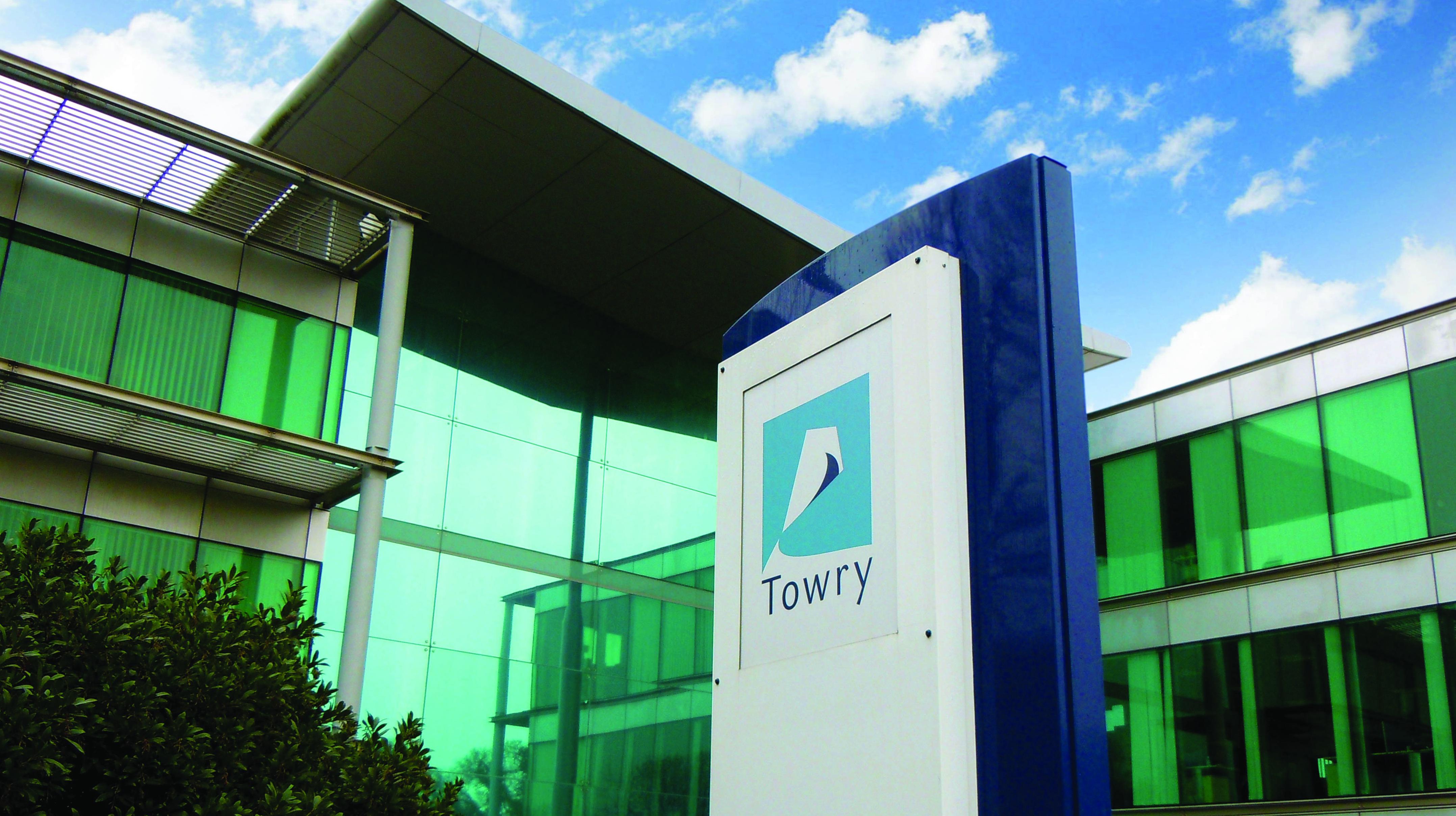 Towry Bracknell office