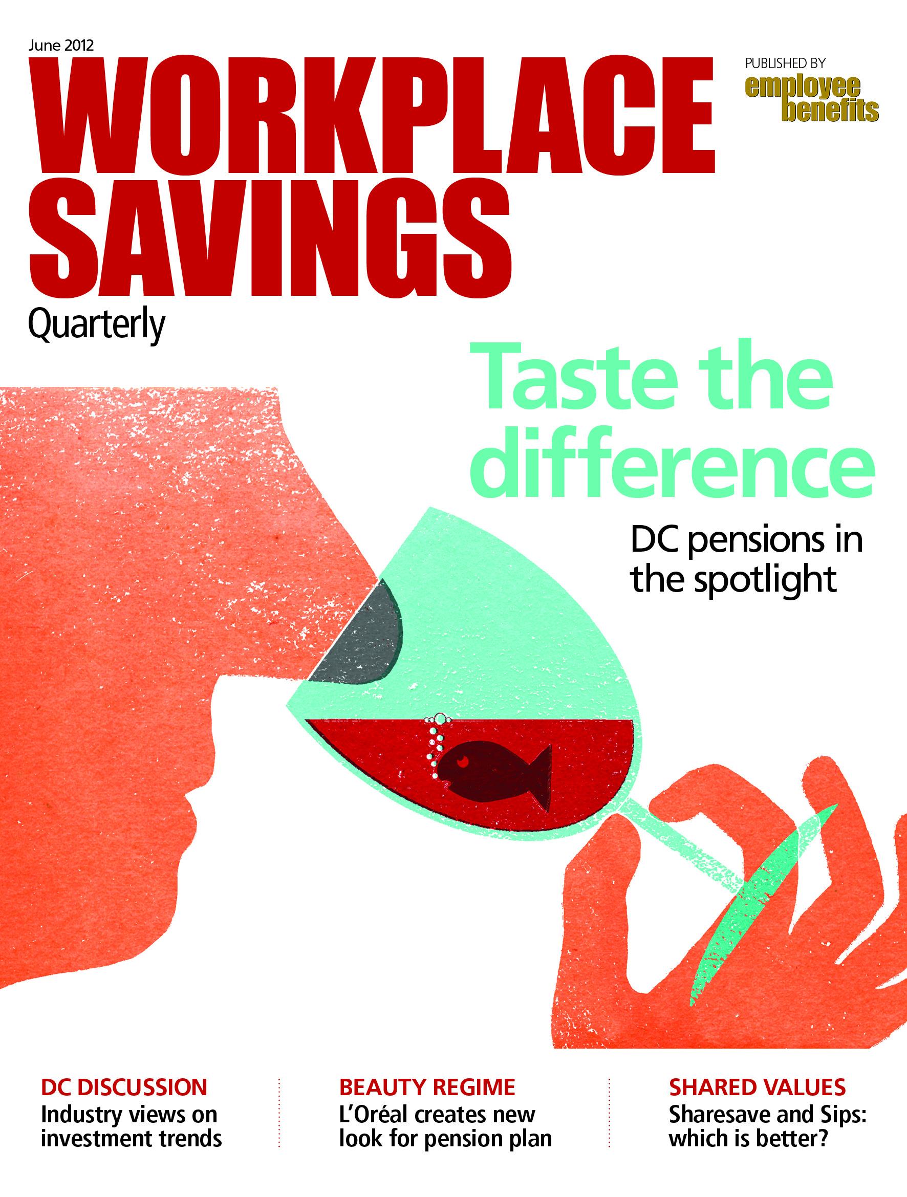 Workplace Savings Quarterly June 2012