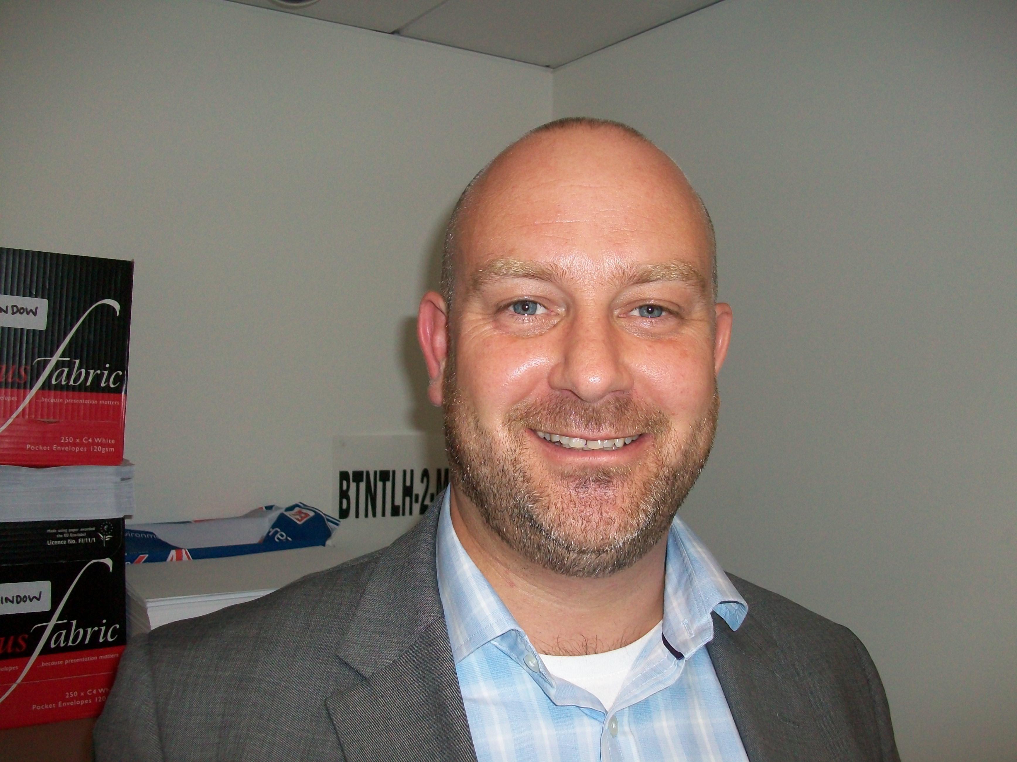 American Express EMEA role for Jonathan Marsh - Employee