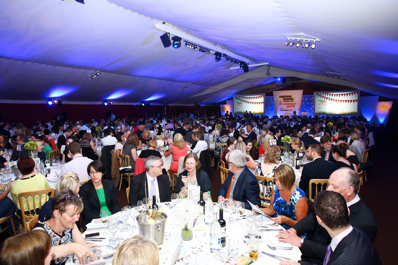 Employee Benefits Awards 2012