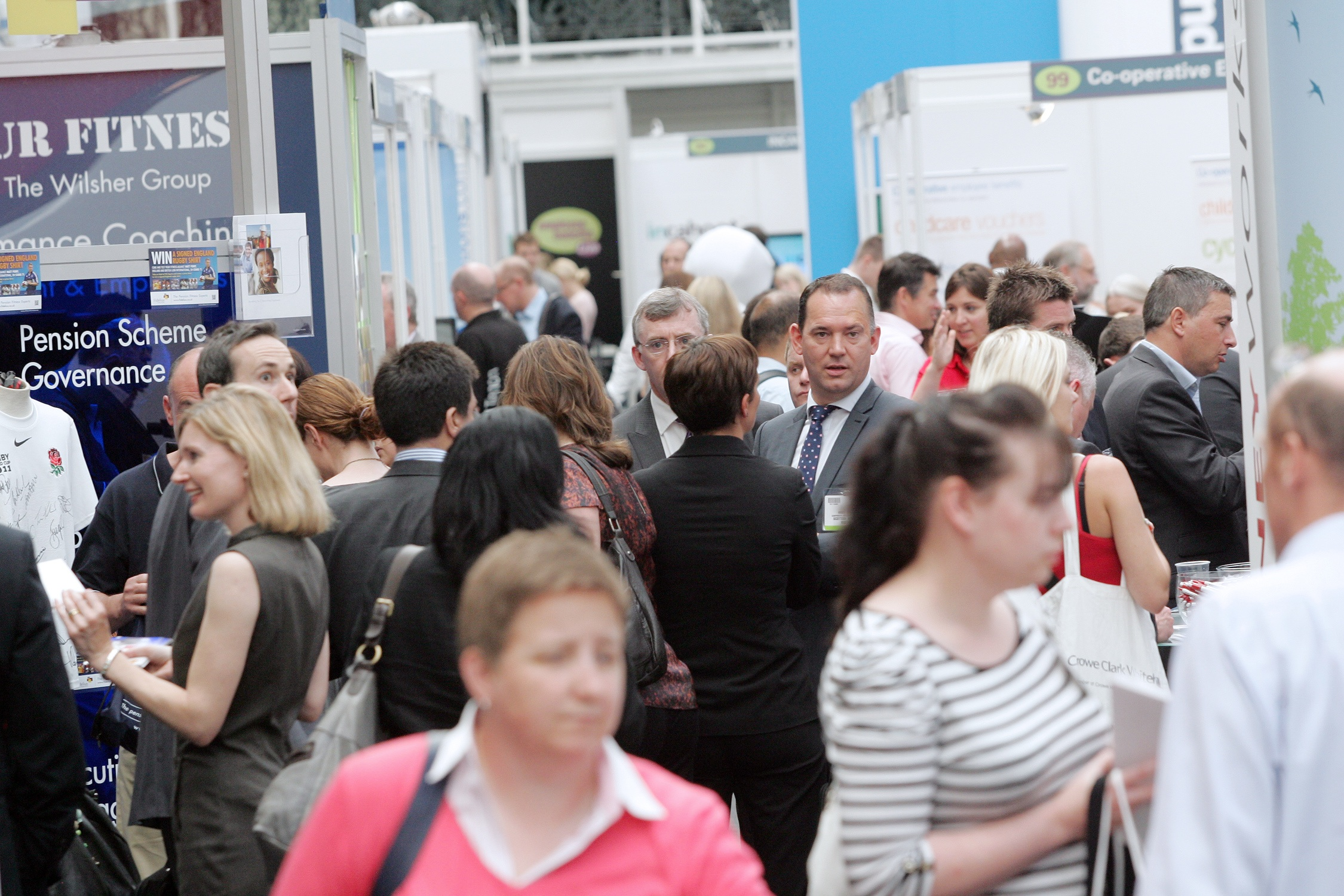Employee Benefits Live 2012