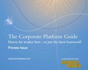 Corporate platform guide to be launched
