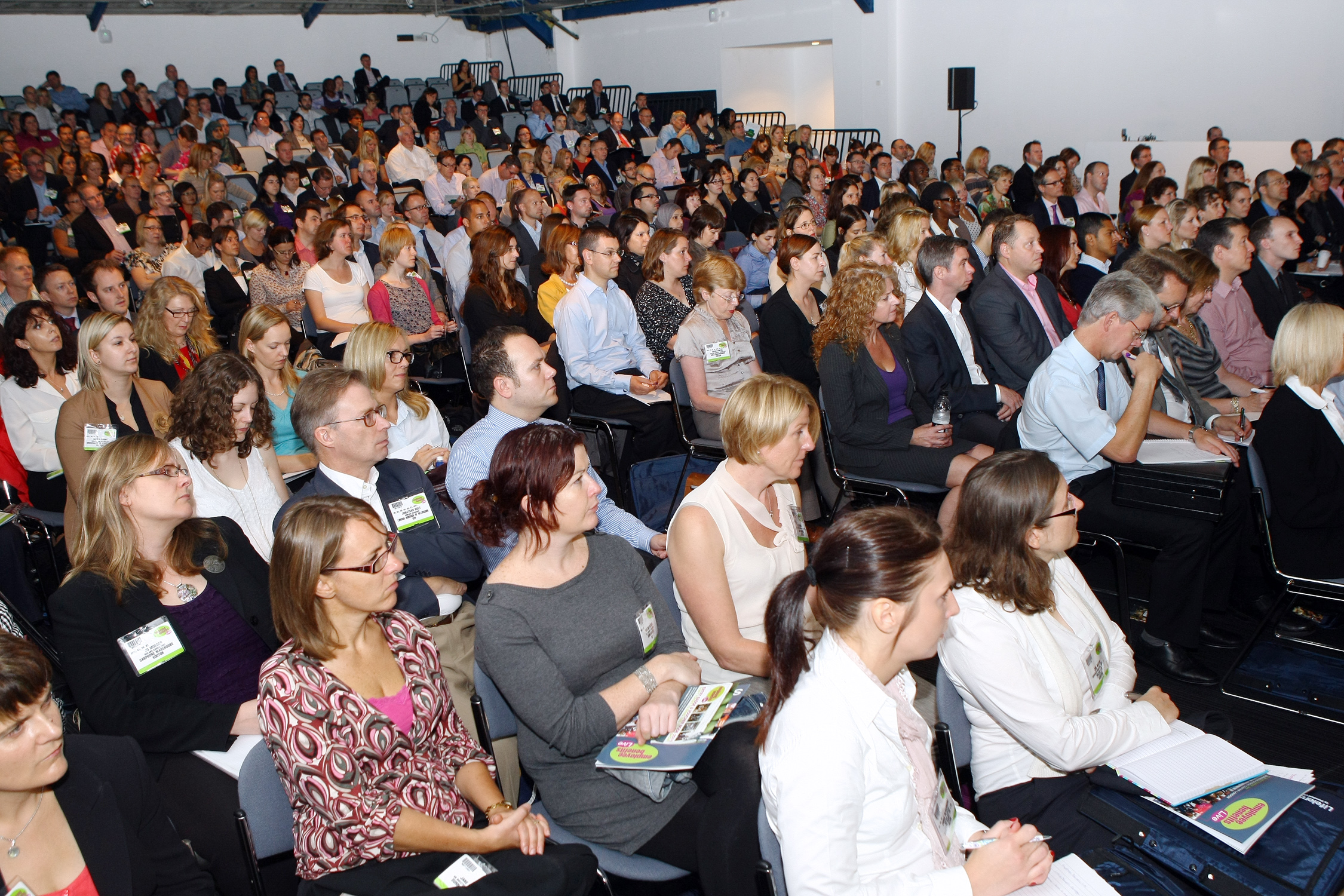 Employee Benefits Live 2011