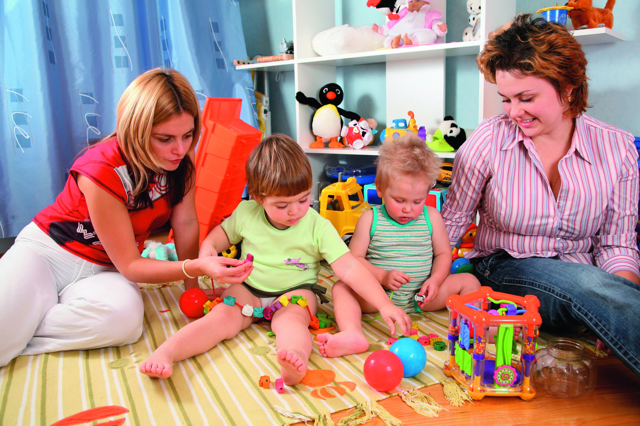 Nursery child care