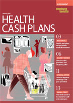 Health cash plans cover 2013