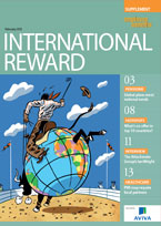 International reward 2013
