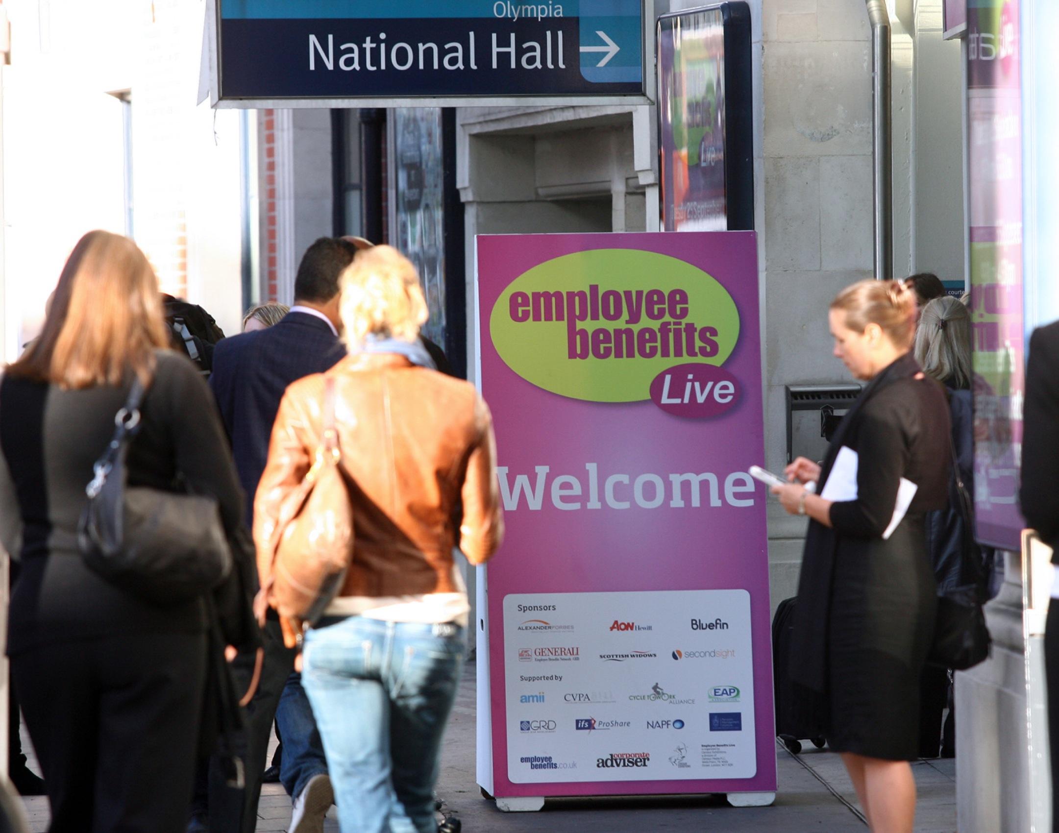 Employee Benefits Live 2012