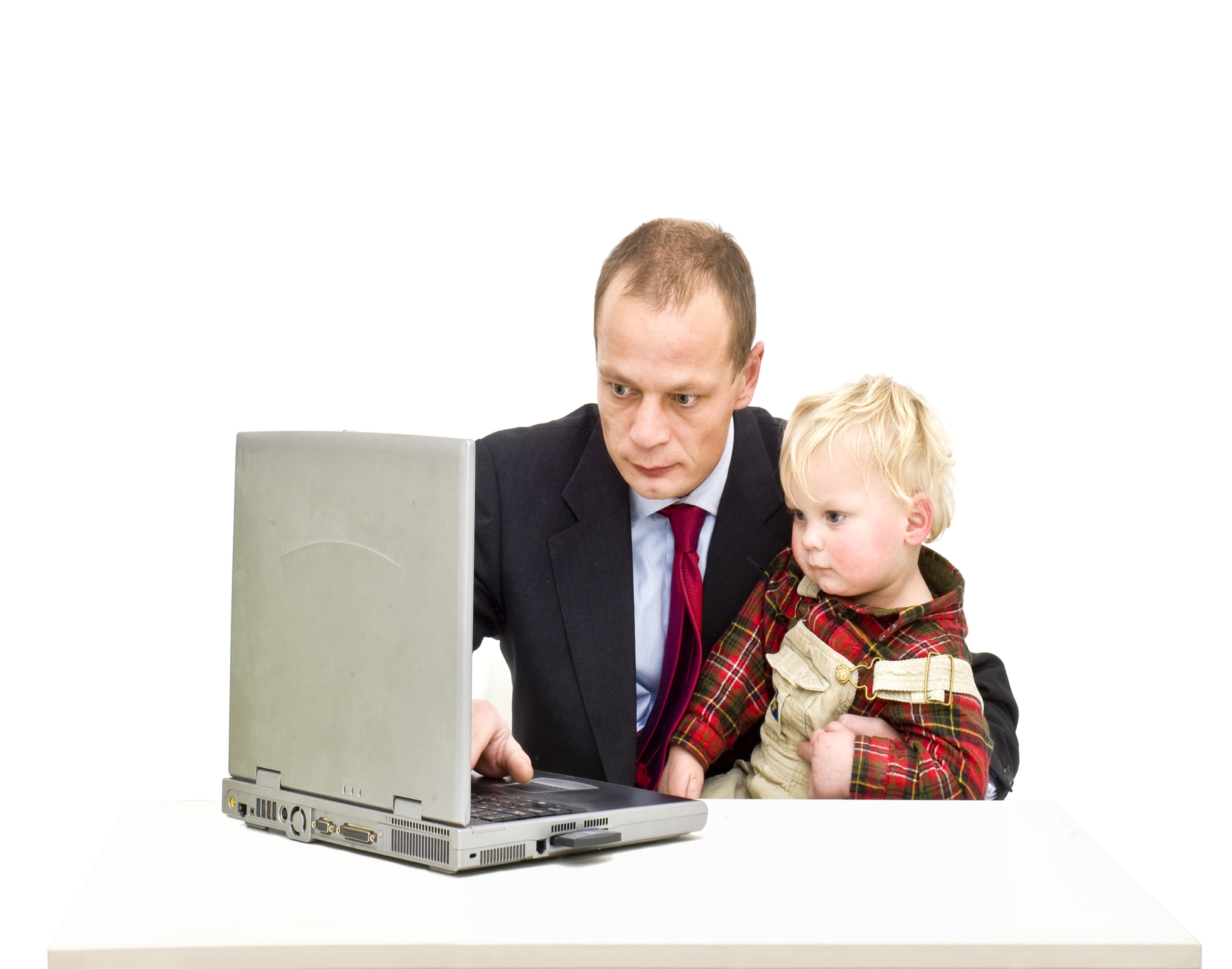 Working father