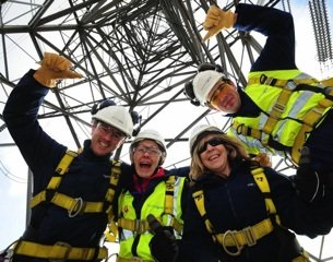 National Grid aligns recognition globally