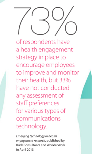 Health engagement strategy