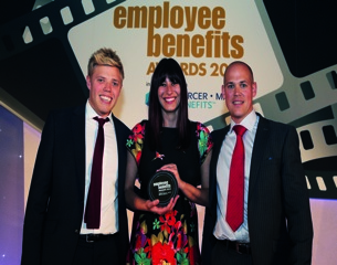 EB Awards 2013-Holiday Extras-Engaging