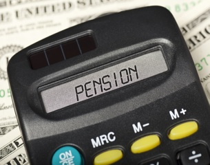 Pension contracting out