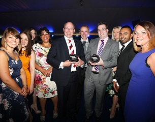 Employee Benefits Awards winners