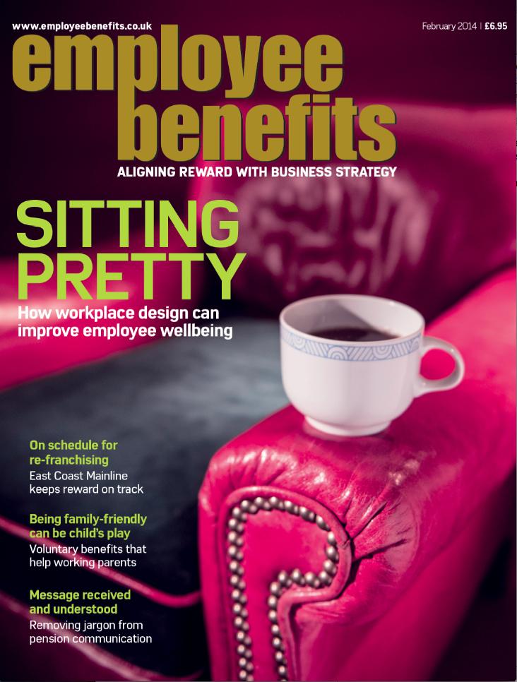 Employee Benefits magazine February 2014
