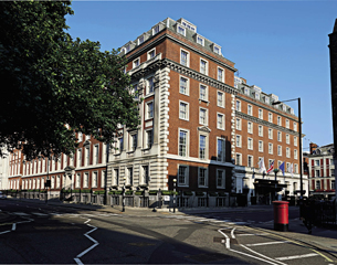 Mariott Hotel pension fund choice