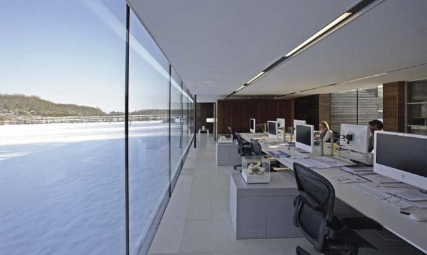 Nicholas Tye Architects office