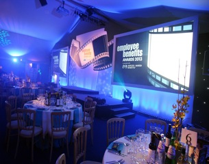EB Awards 2013 scene