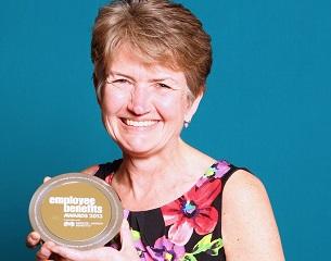 Employee Benefits Awards 2013: Janine Sparks