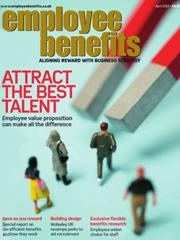 Employee Benefits April 2014