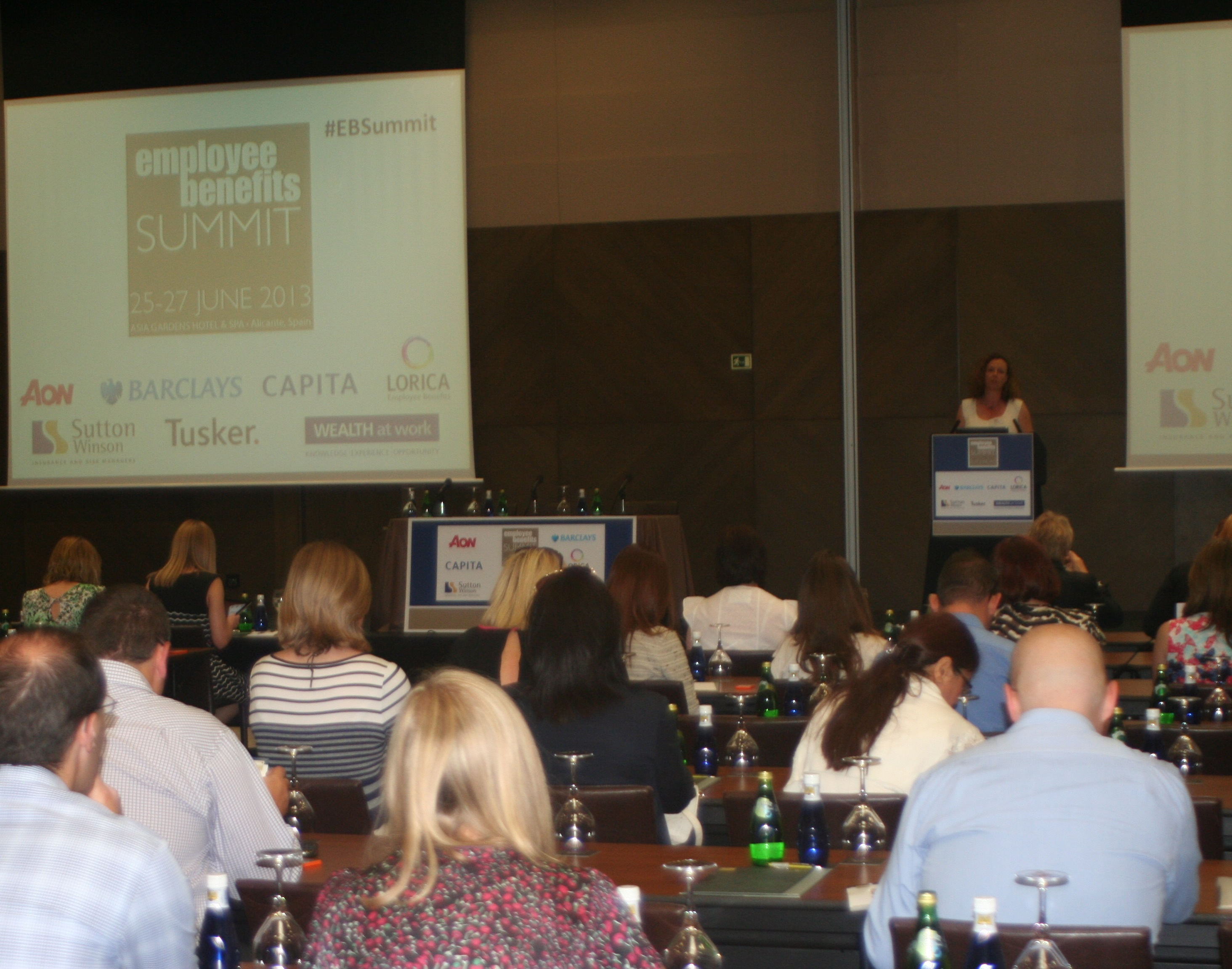 Employee-Benefits-Summit-2013-conference
