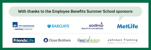 Employee Benefits Summer School 2014