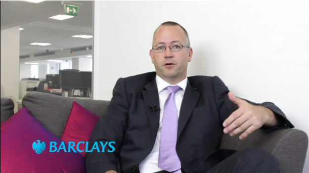 Chris Mowatt, head of global stock & reward services at Barclays