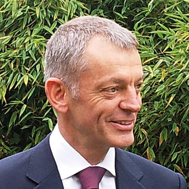 Nigel Mason