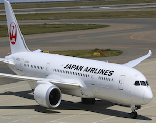 Japan Airlines-2014