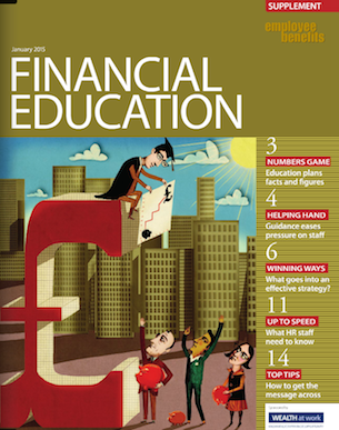 Financial education supplement 2014- cover