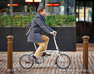 Bikes for work