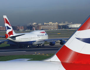 British Airways-Airplane