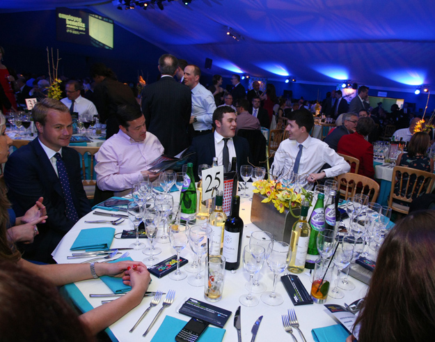 Employee Benefits Awards 2014