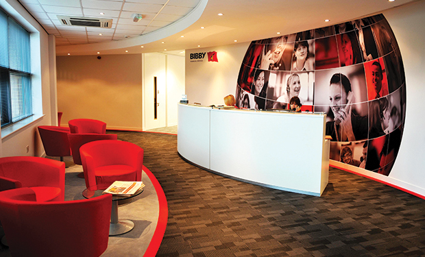 Bibby financial services office