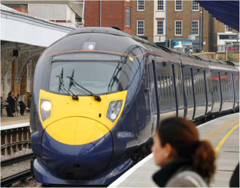 Southeastern trains-2015
