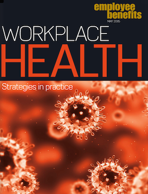 Healthcare strategies 2015 supp cover