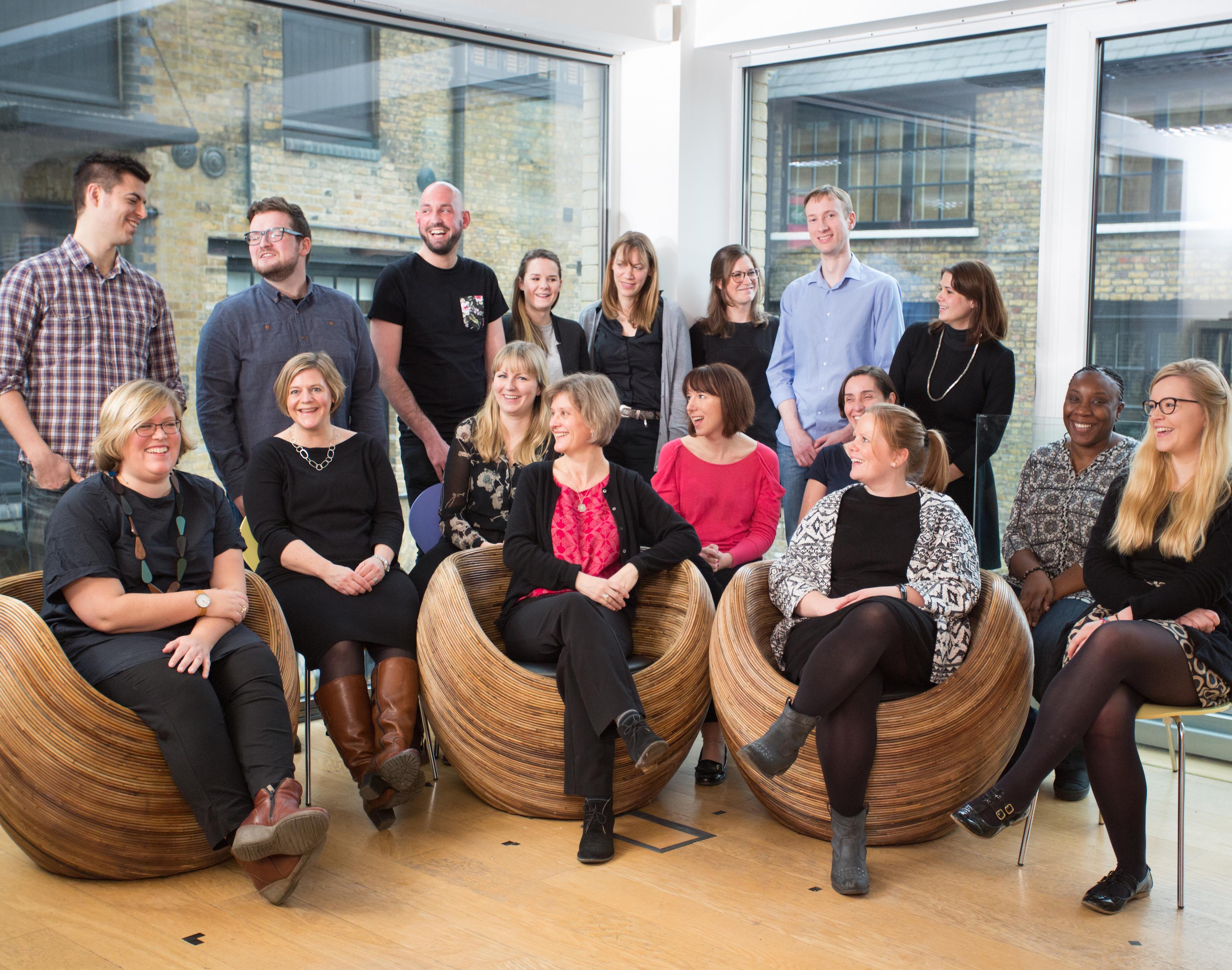 Tibbalds Planning and Urban Design-employee share scheme-2015