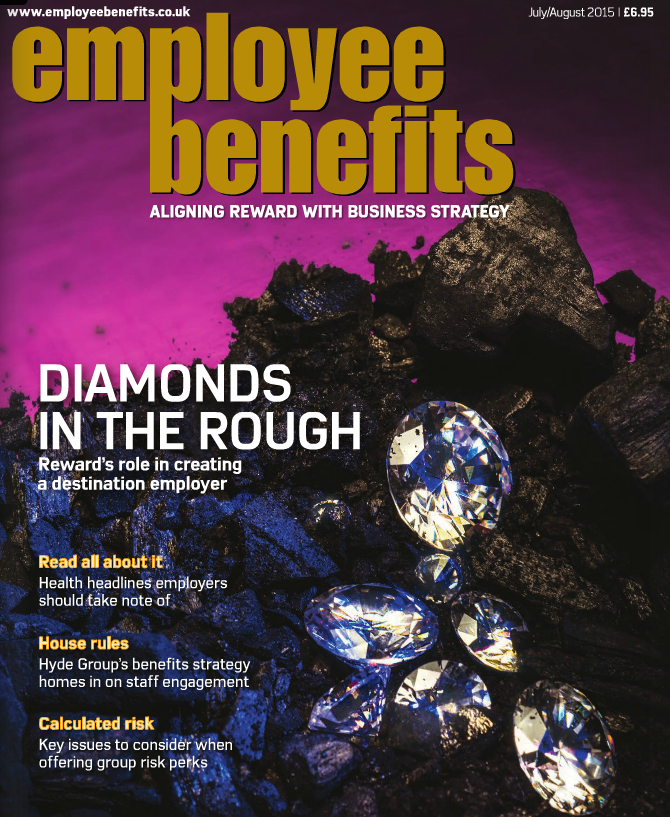 July/August 2015 cover