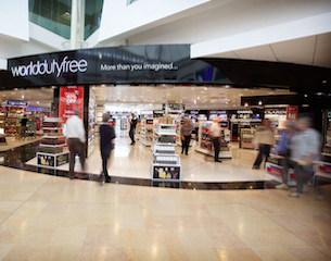 World Duty Free Group-recognition EB Live-2015