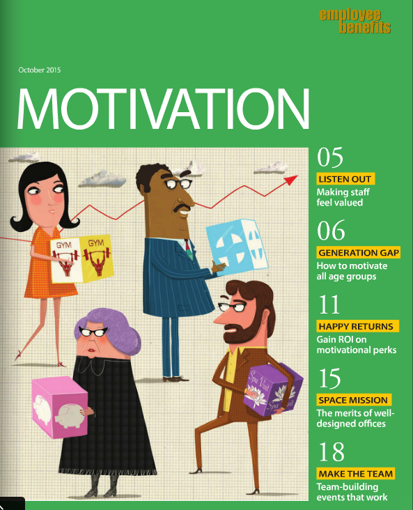 Motivation and recognition supplement-2015
