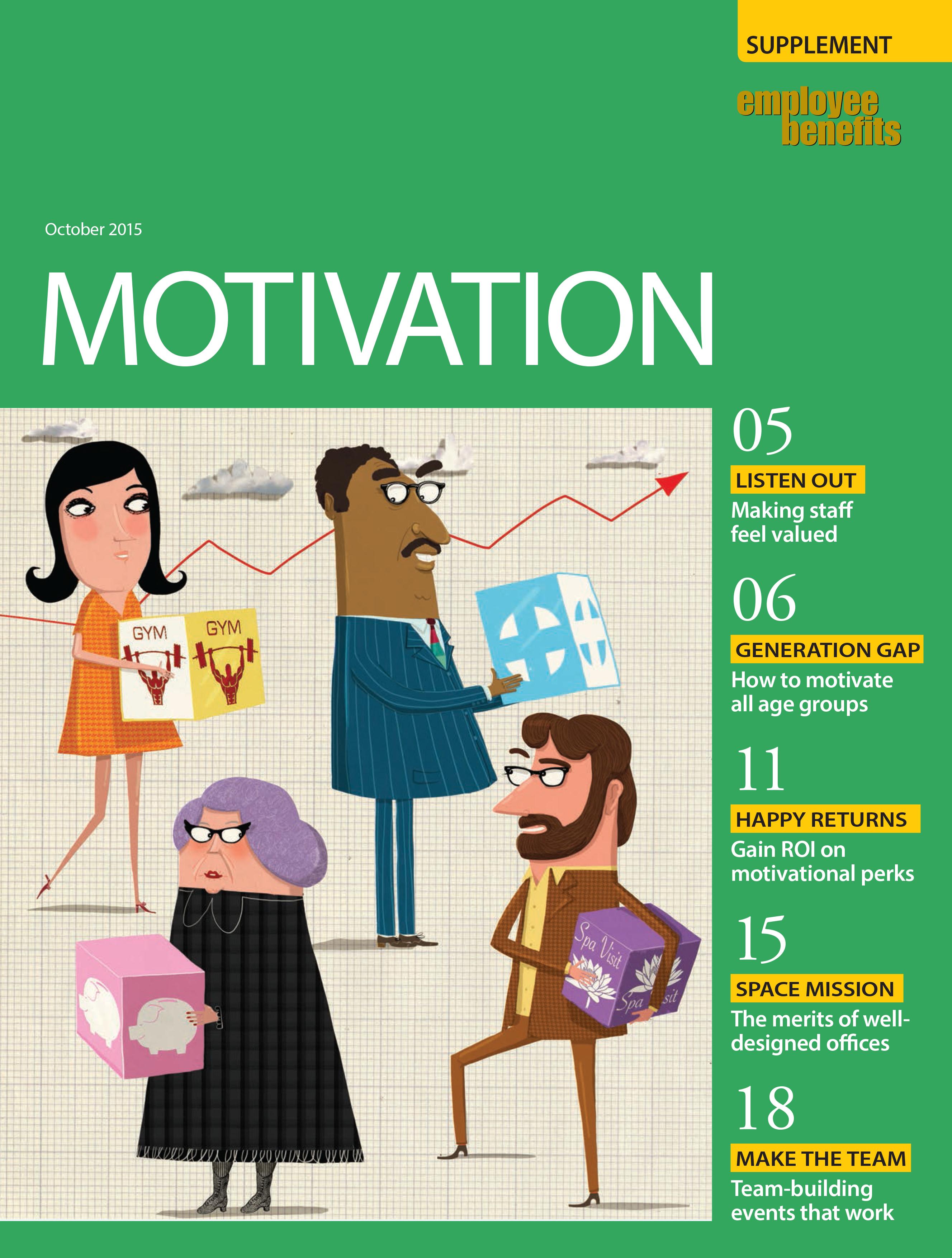 Motivation cover