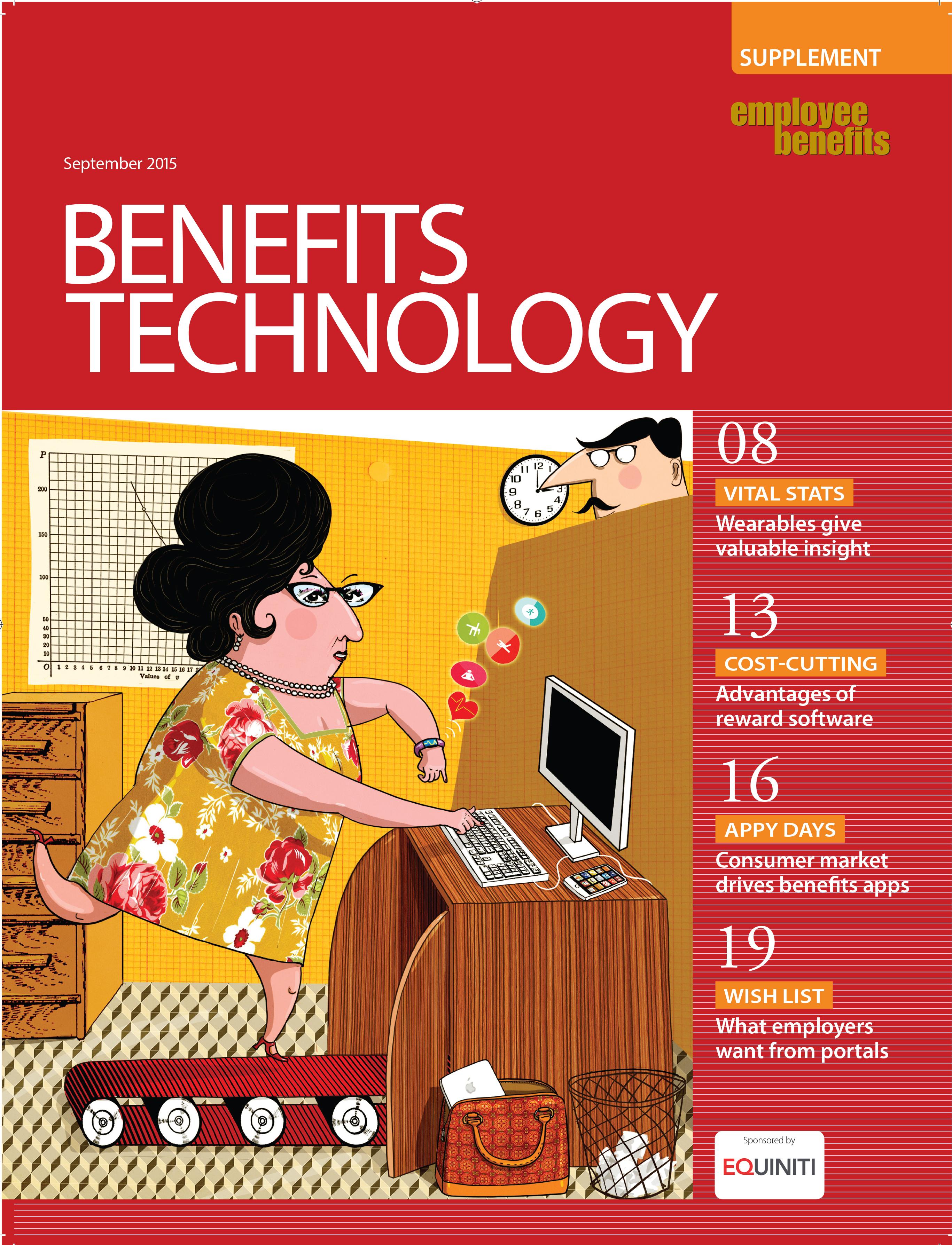 Benefits Tech cover