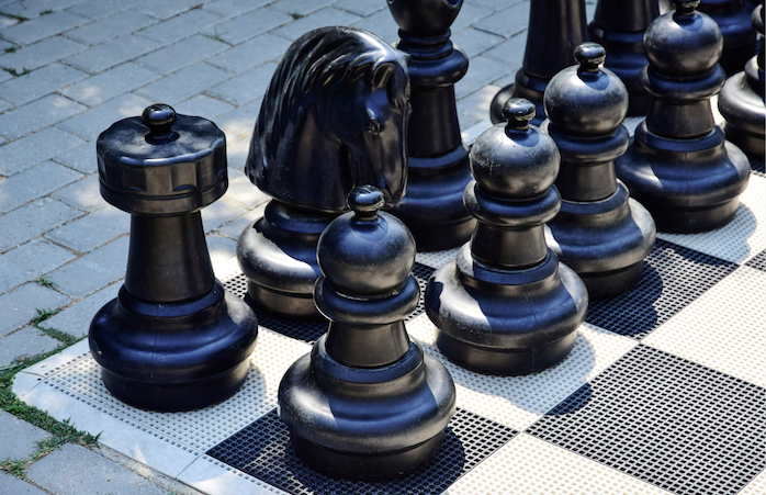 Giant chess board-SFTW-2015