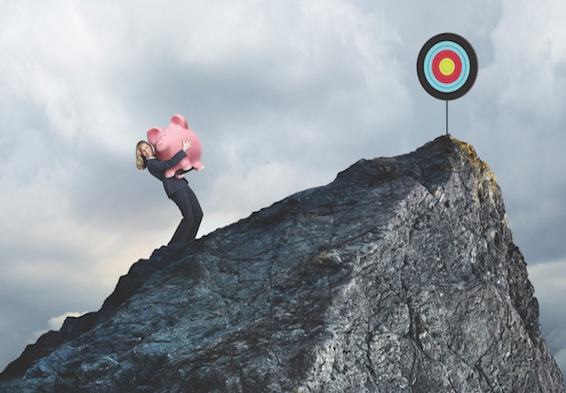 Pensions targets