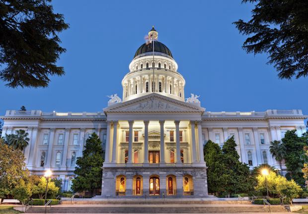 State Capitol Sacramento California