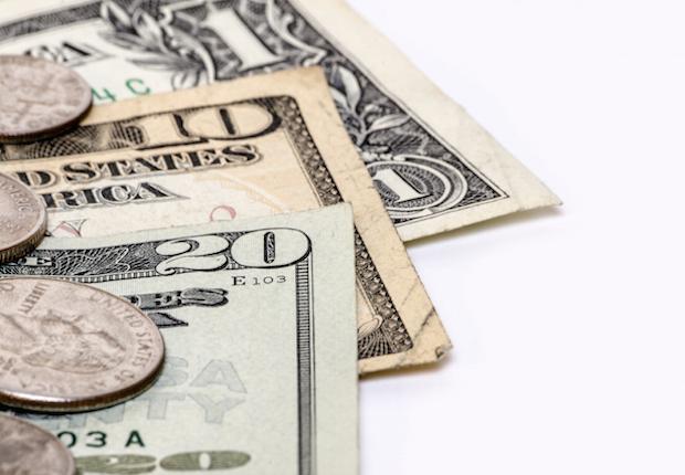Dollars iStock:GetUpStudio
