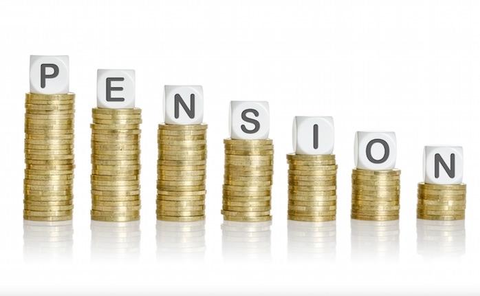 Pension image