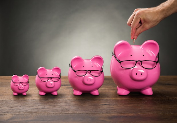 Pension piggies