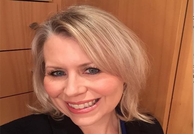 Caroline Roberts VisitBritain