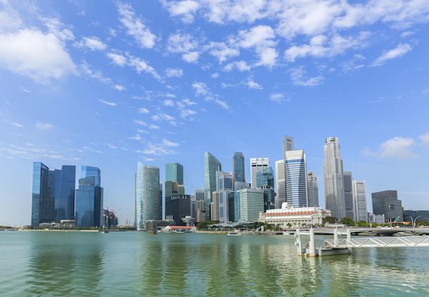 Singapore city: iStock/nattanan726